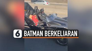 BATMAN BERKELIARAN