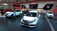 Peningkatan penjualan ini tidak terlepas dari dua gelaran pameran otomotif yang diikuti, yakni GIIAS dan IIMS 2015.
