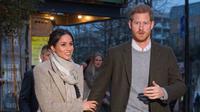 Sumber dari kerajaan bahkan   mengatakan bahwa Thomas harus   berhenti untuk bicara pada   media massa agar bisa   mengembalikan hubungannya   dengan Meghan Markle dan   Pangeran Harry. (DOMINIC LIPINSKI  POOL  AFP)
