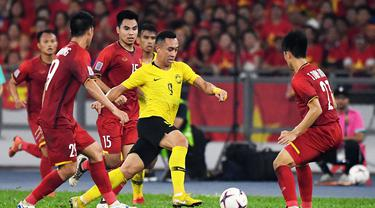 Timnas Malaysia vs Timnas Vietnam