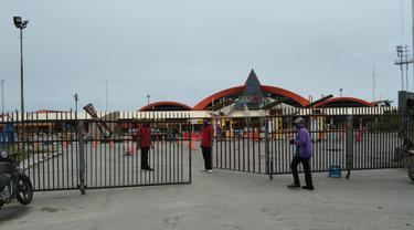 Penutupan Bandara Sentani Kabupaten Jayapura