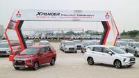 Mitsubishi Xpander. (Herdi Muhardi)