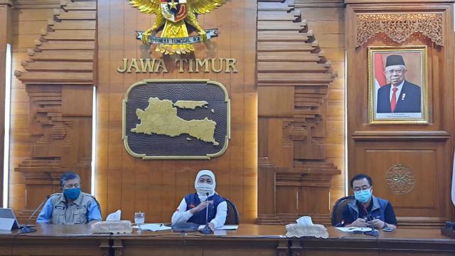 Update Corona COVID-19 Jawa Timur pada 25 Oktober 2020
