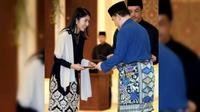 Menteri Energi, Teknologi, Sains, Perubahan Iklim, dan Lingkungan Hidup Malaysia Yeo Bee Yin (sumber: Bernama via The Star)
