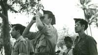 Moefreni Moemin sebagai Komandan BKR Jakarta Raya punya andil besar buat terciptanya suasana kondusif pada peristiwa Rapat Raksasa IKADA 19 September 1945.