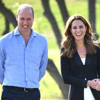Kate Middleton dan Prince William (FOTO: Splashnews)