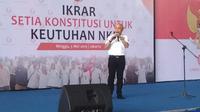 Ketua umum Relawan Jokowi (ReJO) HM Darmizal MS. (Ist)