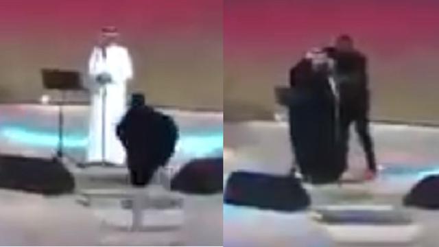 Wanita Arab Saudi Dihukuman Penjara 2 Tahun Setelah Peluk Penyanyi Saat Konser
