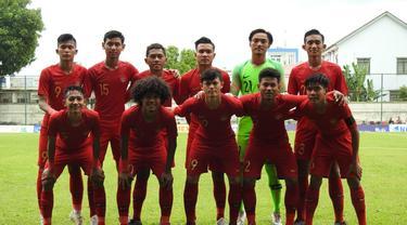 Timnas Indonesia U-18, Piala AFF U-18 2019