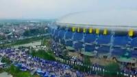 Persib akan menjamu Persija di Stadion Gelora Bandung Lautan Api.