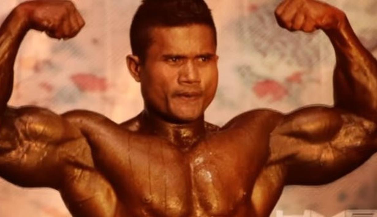 osok prajurit Komando Distrik Militer (Kodim) 0103/Aceh Utara, Sertu Andrianto kembali menarik perhatian publik. Andrianto yang merupakan atlet Binaraga di kelas 85 kilogram plus berhasil merebut Emas juara 1 dalam persaingan PON XX Papua.