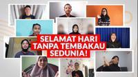 Festival keren tanpa rokok oleh Komnas Pengendalian Tembakau dan Yayasan Jantung Indonesia. (dok Komnas Pengendalian Tembakau)