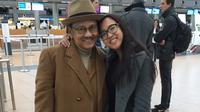 Cucu BJ Habibie, Farrah Azizah Habibie (Instagram: @farrahhab)