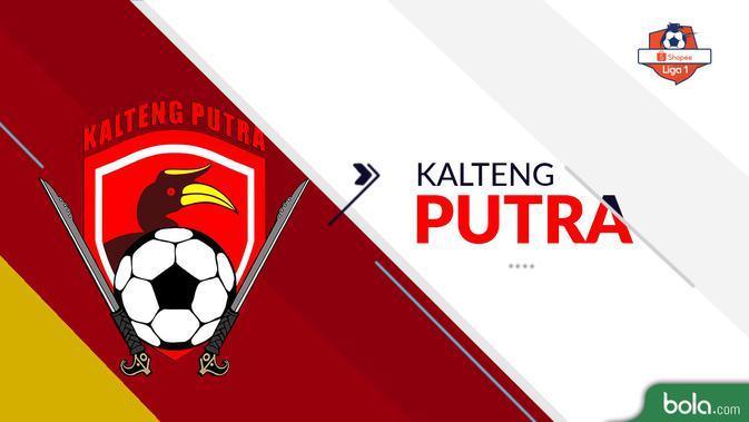 Kalteng Putra Shopee Liga 1 2019 (Bola.com/Adreanus Titus)