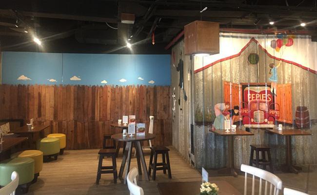 Suasana Barn Resto/copyright Vemale.com/Anisha