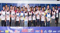 Enam Pebalap Indonesia dipastikan bakal tampil di ajang Asia Talent Cup 2017 (ATC)