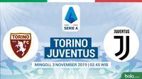 Serie A - Torino Vs Juventus (Bola.com/Adreanus TItus)