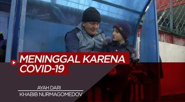 Berita Video Ayah Khabib Nurmagomedov Meninggal Dunia Karena COVID-19, Conor McGregor Ucapkan Belasungkawan