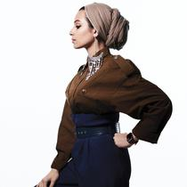 Vogue salah tulis nama Noor Tagouri. (Foto: instagram/ voguemagazine)