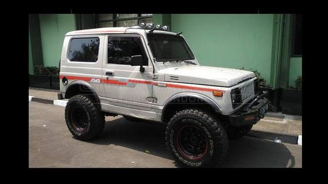 Lahir Sejak 1970 Ini Dia Deretan Suzuki Jimny Otomotif Liputan6 Com