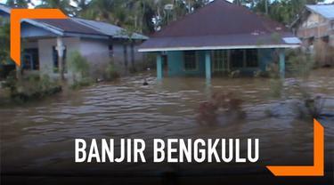 Jumlah korban bencana banjir dan longsor di daerah Bengkulu terus bertambah. Badan Nasional Penanggulangan Bencana kembali rilis data korban Senin (29/4) siang. Tercatat 29 warga dinyatakan meninggal, 13 lainnya masih dalam pencarian.