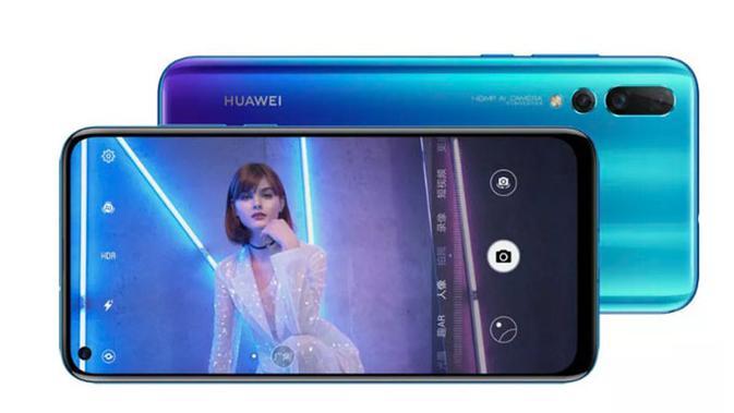 Huawei Nova 4. (Doc: BGR)