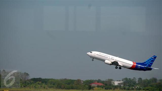 Libur Lebaran Sriwijaya Air Siapkan 193 Ribu Kursi Tambahan