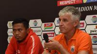 Pelatih Ivan Kolev menyebut para pemain Madura United memiliki stamina yang lebih segar ketimbang Persija Jakarta. (dok. Persija Jakarta)