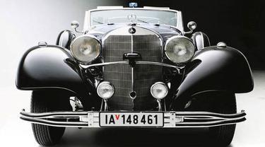 Mobil Mercedes Benz Milik Hitler