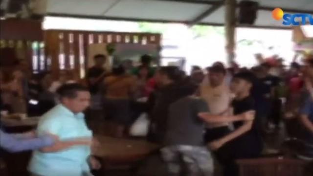 Pasca insiden rebut bangku dan meja di tempat wisata De Ranch Bandung, pihak pengelola seidakan bangku dan meja tambahan.