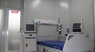Rumah Sakit Antam Medika Memiliki Fasilitas Penanganan Pasien Covid-19
