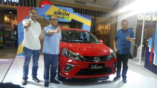 All New Daihatsu Sirion Resmi Mengaspal Di Indonesia 13 2 2018 Arief Liputan6
