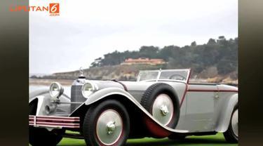 Lima mobil yang bisa dibilang kuno namun punya harga fantastis.Tentu, selain karena langka, mobil-mobil lawas Mercedes-Benz ini syarat dengan sejarah berikut daftarnya