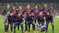 Barcelona (lluis Gene/AFP)