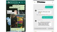 Obrolan Penjual Online Shop dengan Pembeli Ini Unjungnya Malah Curhat (sumber: Instagram/dramaolshop.id)