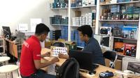 Toko Online IT Shop Pilihan Masyarakat Berbelanja Alat Komponen Komputer Terlengkap. foto: istimewa