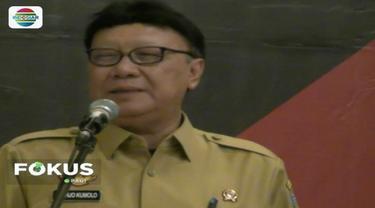 Bupati Malang dan Bekasi ditahan KPK, Mendagri Tjahjo Kumolo tunjuk dua pelaksana tugas.