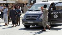 Raqqa yang dulunya bak surga kini bagai neraka di bawah kekuasaan ISIS (Reuters)