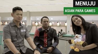 Berita video wawancara Ketua Inapgoc, Raja Sapta Oktohari, dan atlet menembak Indonesia, Bolo Triyanto, menuju Asian Para Games 2018.