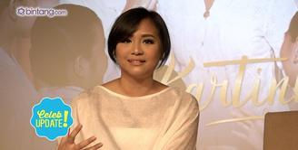Gita Gutawa merasa terinspirasi dari Raden Adjeng Kartini hingga berhasil lulus S2.