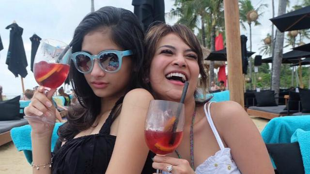 Vanessa Angel Terlibat Kasus Dugaan Prostitusi, Faye Nicole: Karma Itu Nyata