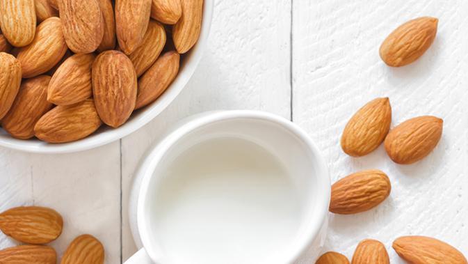 Mengenal 'Susu' dari Bahan Nabati
