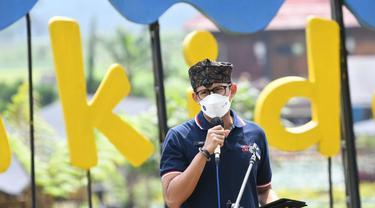 Menteri Pariwisata dan Ekonomi Kreatif Sandiaga Salahuddin Uno (Ist)