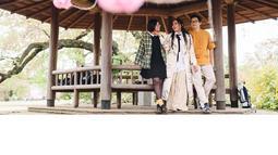 Beberapa hari belakangan ini, Dewi Gita dan Armand Maulana mengunggah foto liburannya di Jepang. Beberapa tempat dikunjungi oleh Dewi Gita dan keluarganya. (Instagram/dewigita01)