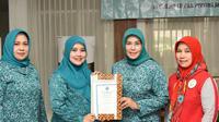 Sosialisasi Omaba di Aula Kantor TP PKK Provinsi Jabar, Kota Bandung, Kamis (24/10/19). (Istimewa)