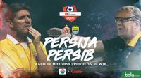 Shopee Liga 1 - Persija Jakarta Vs Persib Bandung - Duel Pelatih (Bola.com/Adreanus Titus)