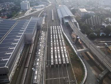 PT MRT Jakarta Wajibkan Penumpang Bawa STRP