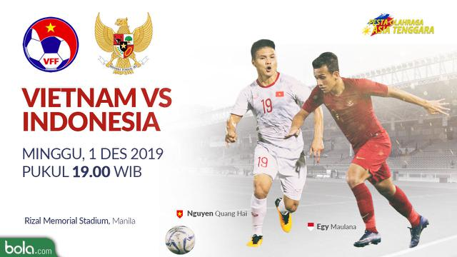 Vietnam Vs Indonesia