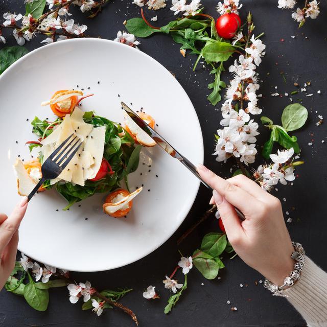 8 Tips Mengurangi Porsi Makan Tanpa Meningkatkan Rasa Lapar Hot Liputan6 Com