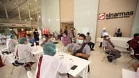 Vaksinasi Gotong Royong di tempat ini dapat menjadi momentum berharga mendukung upaya bangsa Indonesia menciptakan kekebalan kelompok, membantu normalisasi aktivitas karyawan.